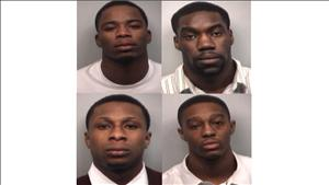Mugshots - Morehouse students charged